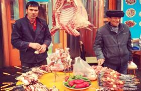 Kashgar Sunday Market 1