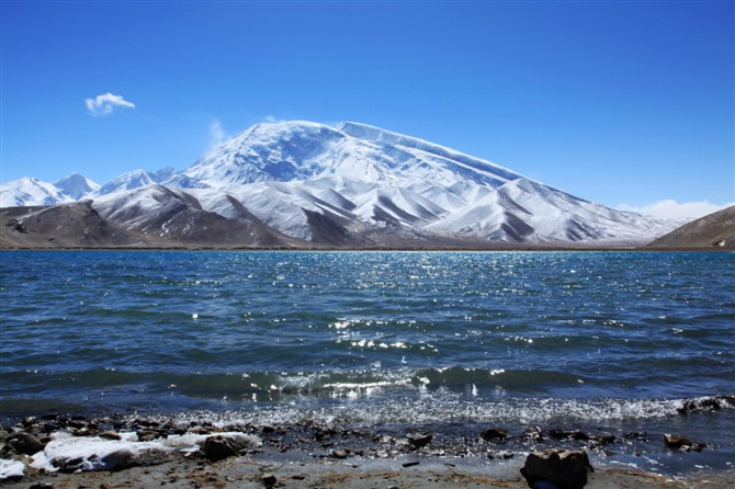 Xinjiang 9 Days Hiking Tour