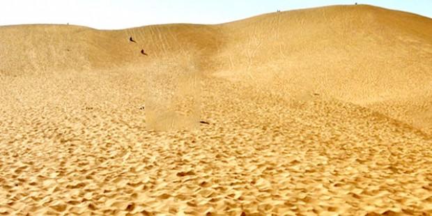 Kumutag Desert