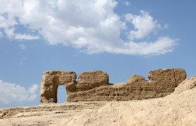 Jiaohe Ruins 1