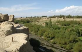 Jiaohe Ruins 2