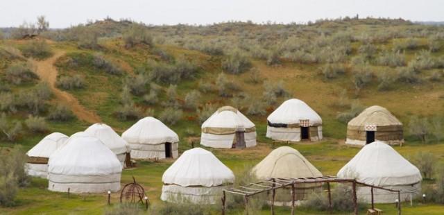 Kazak Yurt