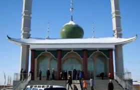 Urumqi Shaanxi Mosque