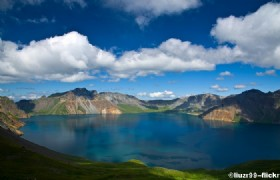 Tianshan Heavenly Lake