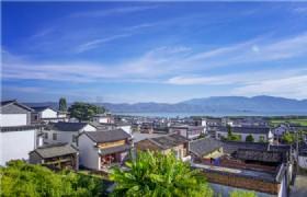 Yunnan Erhai Lake