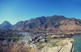 Shigu Town in Lijiang
