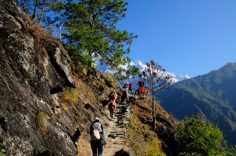8 Days Tiger Leaping Gorge Trekking and Shangri-La Tour
