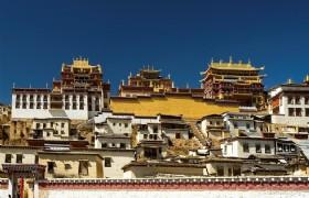 Songzanlin Monastery in Shangrila 2