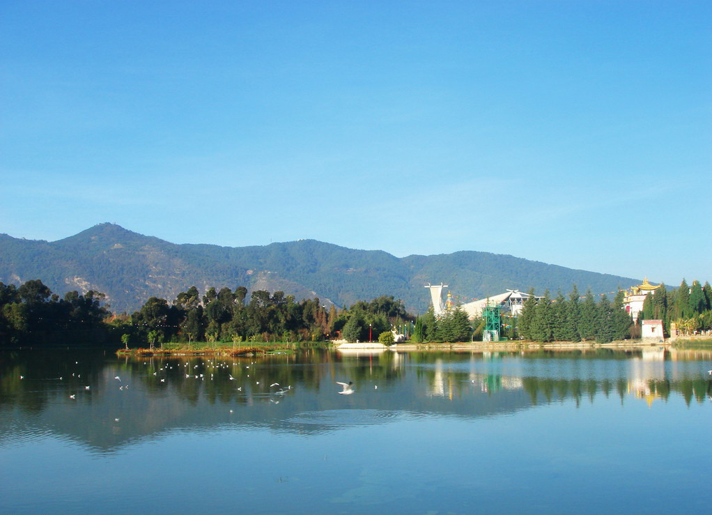 5 Days Essence Kunming Muslim Tour