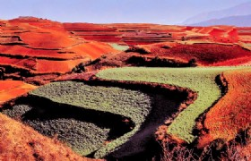 5 Days Kunming and Dongchuan Red Soil Photography Tour