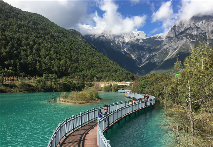 1 Day Jade  Dragon Snow Mountain and Yuhu Village