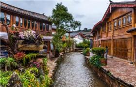 Yunnan Lijiang Ancient Town