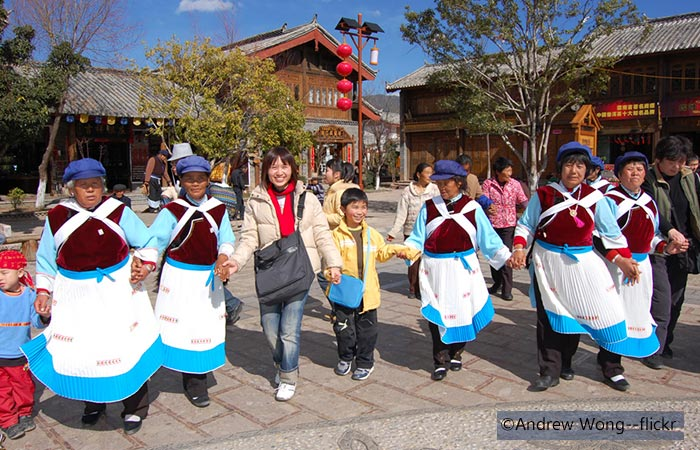 1 Day Naxi Village and Shuhe Old Town Tour
