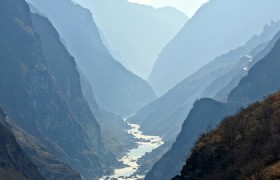 Lijiang Tiger Leaping Gorge