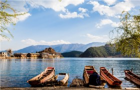 Yunnan Lugu Lake 11
