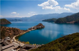 Yunnan Lugu Lake 8
