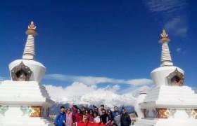 White Horse Snow Mountain2