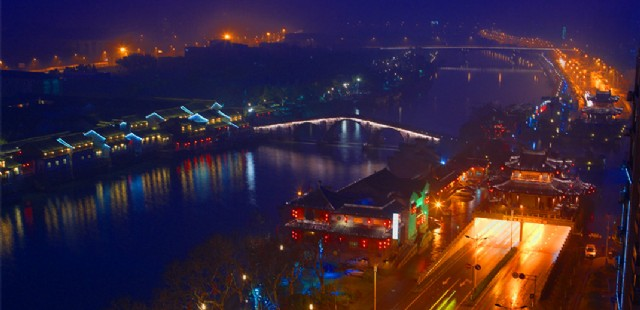 Hangzhou Grand Canal Night Tour