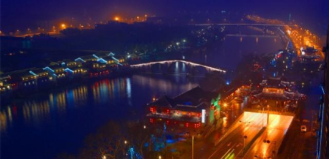 Hangzhou Grand Canal Night Tour