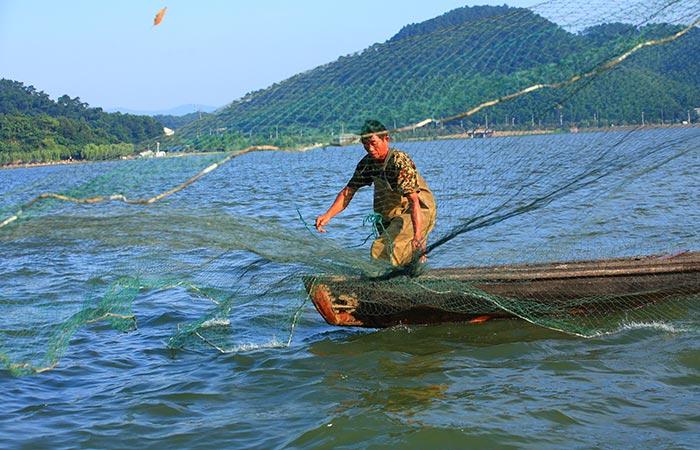 Dongqian Lake