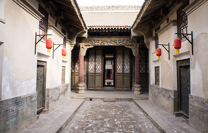 Anchang Ancient Town