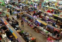 Huaqiangbei Electronics Market
