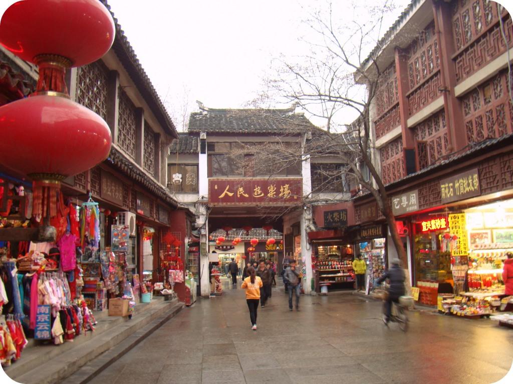 Confucius Temple Market