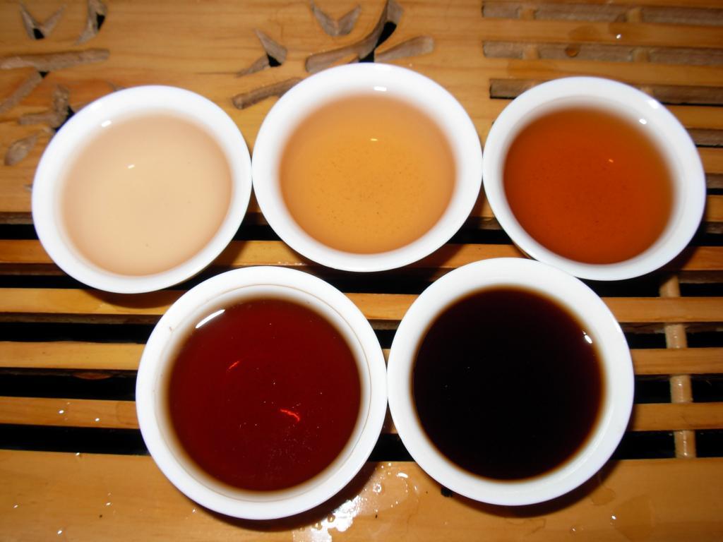 Xishuangbanna Pu'er Tea