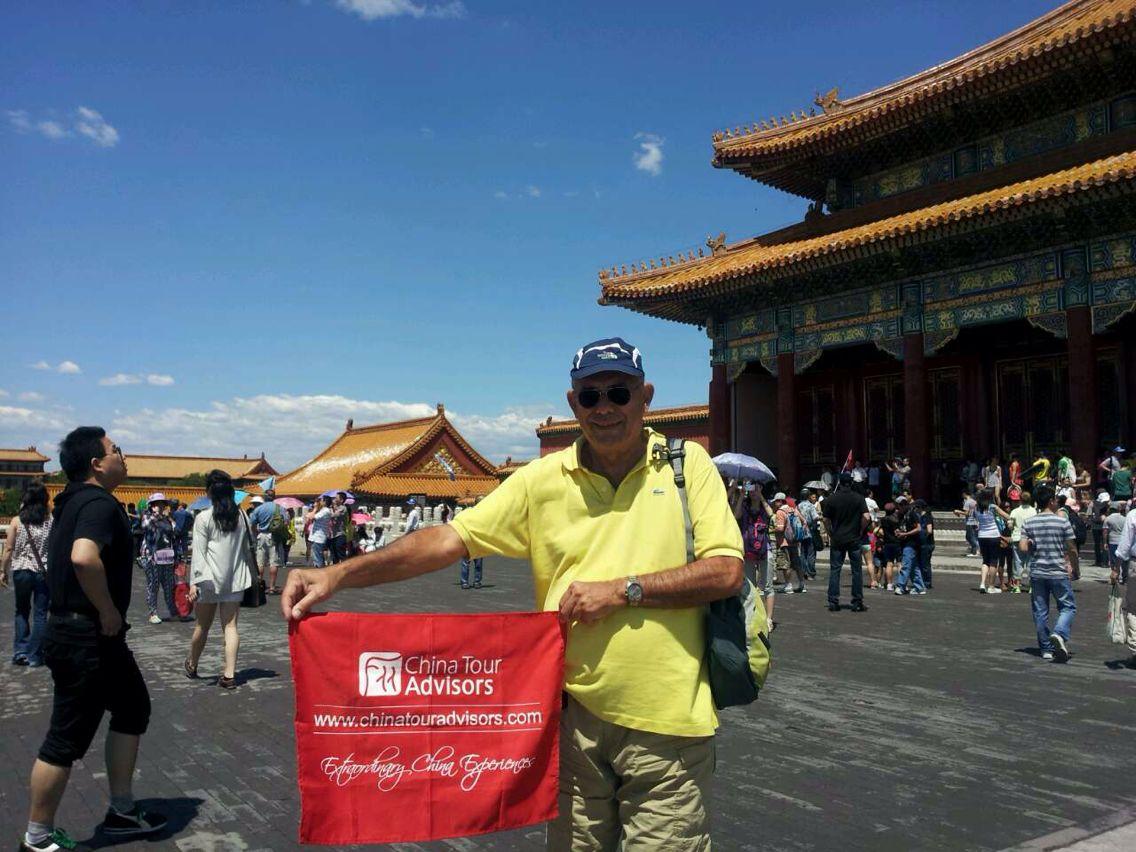2 Days Shanghai and Beijing Bullet Train Tour