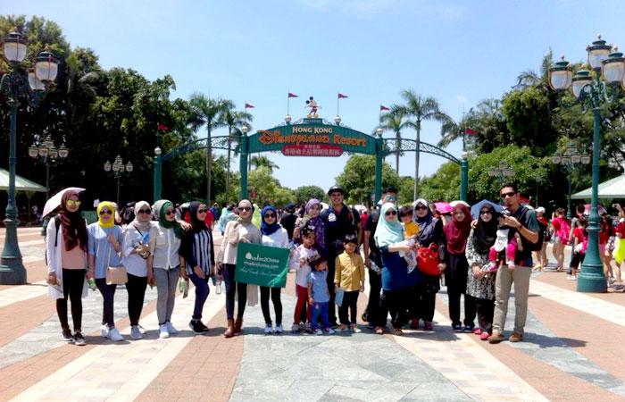 5 Days Hong Kong and Disneyland Group Tour