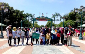 5 Days Hong Kong and Disneyland Halal Group Tour