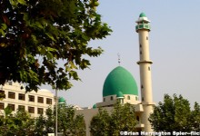 History of Islam in Shanghai