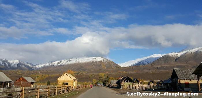 The best of Xinjiang in Autumn -- Hemu Grassland and Kanas Lake