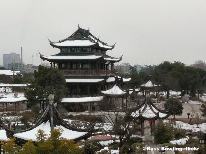 Tour Suzhou and Hangzhou in Winter