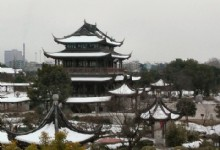 Tour Suzhou and Hangzhou in Winter