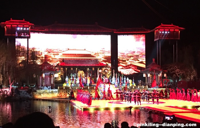 Song of Everlasting Sorrow: Great Show in Xian