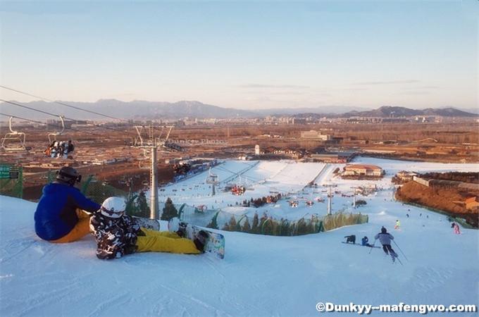 Let's Go Skiing Together in Beijing!