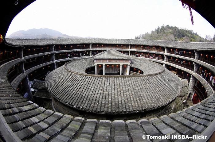 Hakka Earth Buildings in Fujian