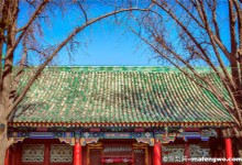 Perfect Winter Trip--Prince Gong's Palace