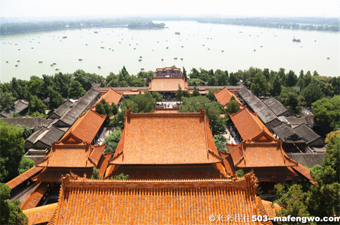 Encounter the Summer Palace