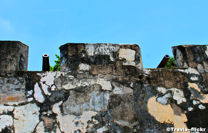 Macau Attractions - Ruins of St. Paul's and Monte Fort