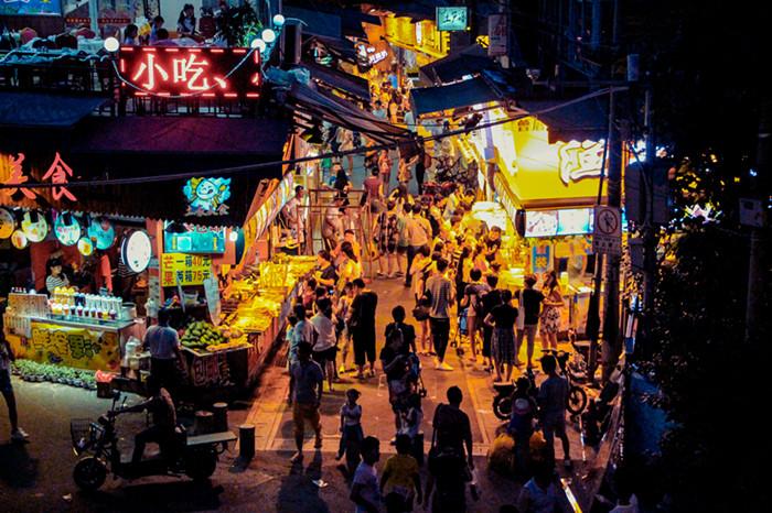 Gorgeous Nightlife in Xiamen