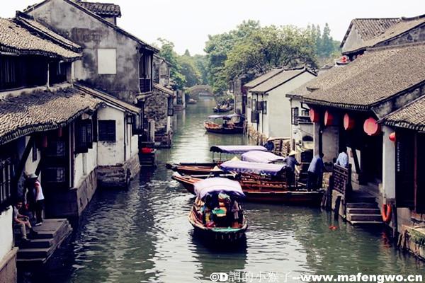 Experiencing Zhouzhuang
