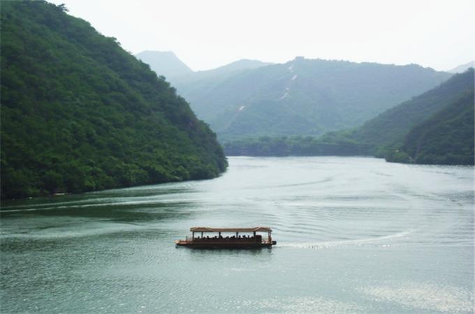 Beijing's Oxygen Bar - Huairou District