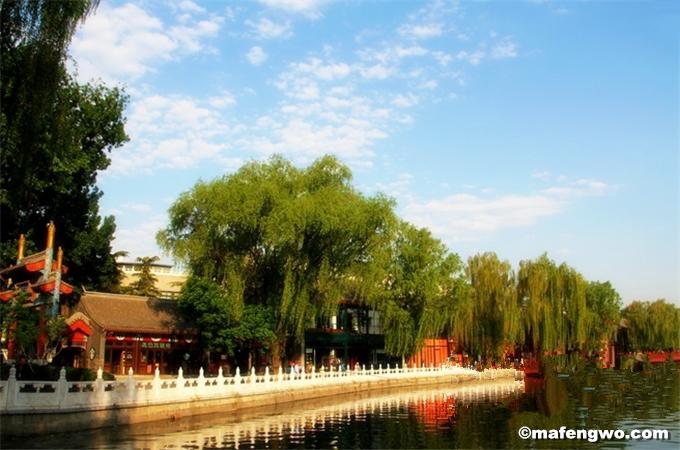 The Beauty of Beijing's Shichahai