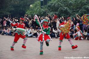 A Tour of Hong Kong Disneyland Resort