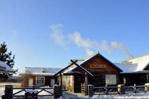 Experiencing Winter in Mohe County of Heilongjiang Province
