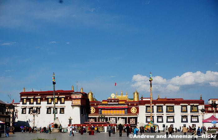 Jokhang Temple of Tibet