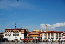 Jokhang Temple of Tibet
