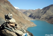 Yamdrok Lake the Paradise of Nature